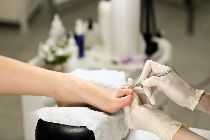 are pedicures safe