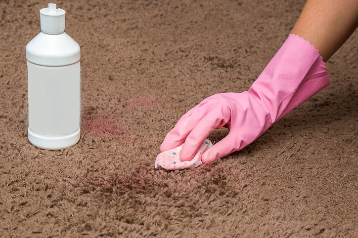 How to remove nail polish with hydrogen peroxide